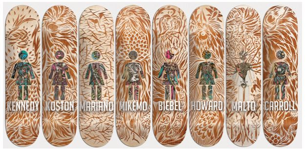 Turbokolor skateboards | FUTU.PL