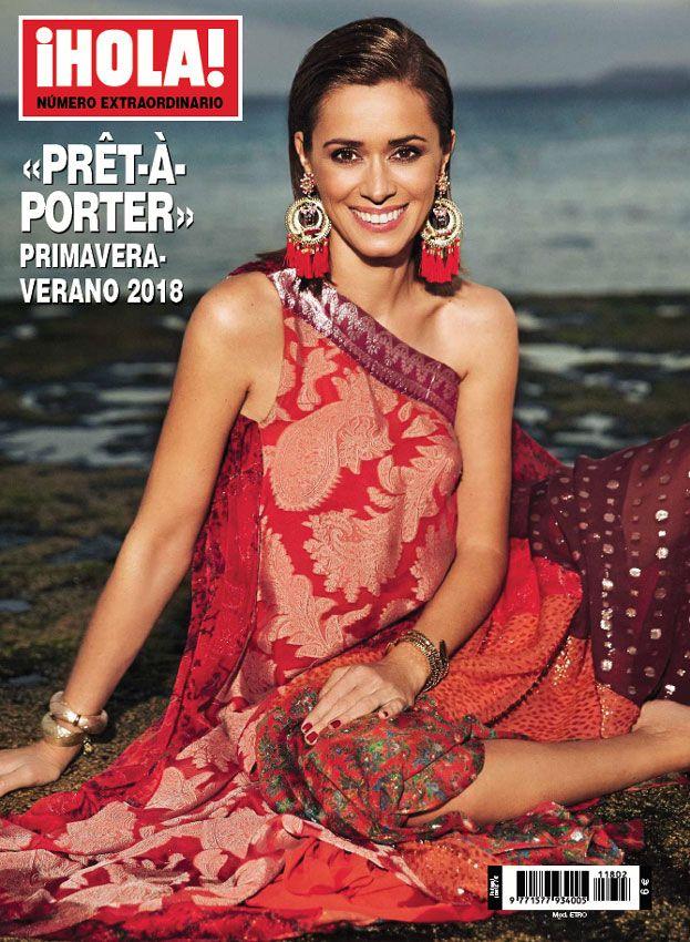 Revista ¡HOLA! especial moda