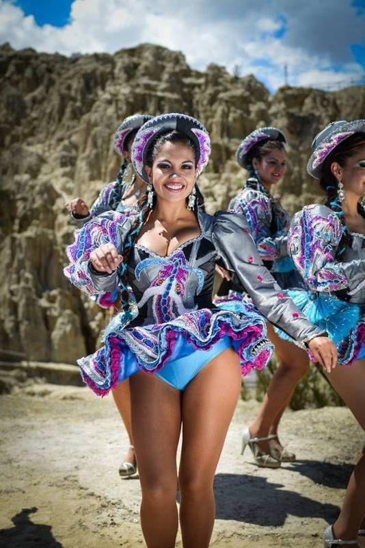 Caporal dancer - Bolivian Carnaval