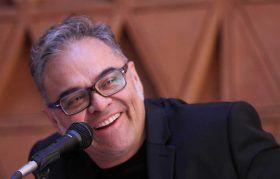Rock y literatura, dos formas de expresarse: Joselo Rangel