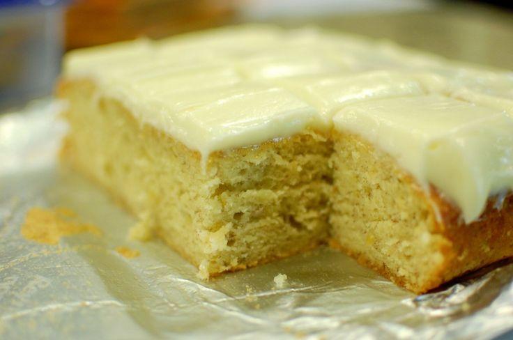 Banana Cake (Entenmann's Old Banana Cake Copycat Recipe)
