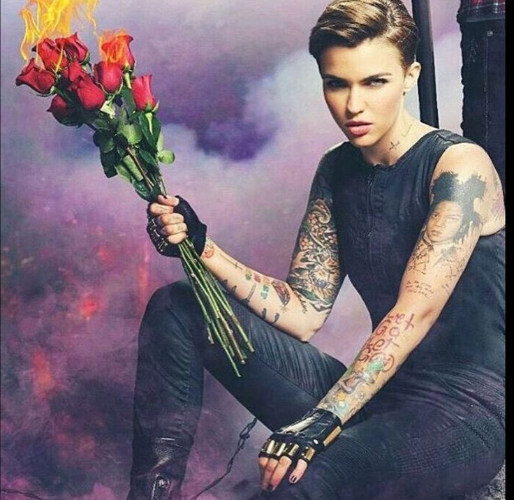 460 best Ruby Rose images on Pinterest | Ruby rose ...