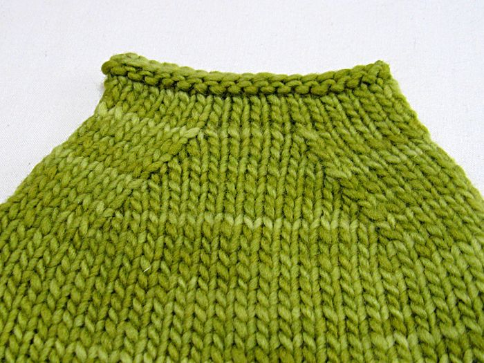 Knitting Terminology Ssk : A neater way to ssk the traditional slip as if