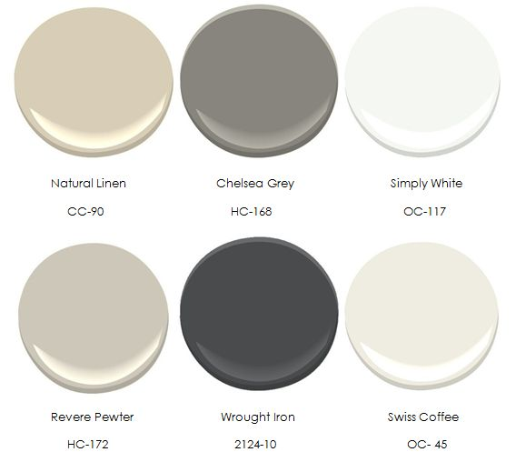 Best 25 Benjamin Moore Wrought Iron Ideas On Pinterest Kendall Gray Kendall Charcoal And