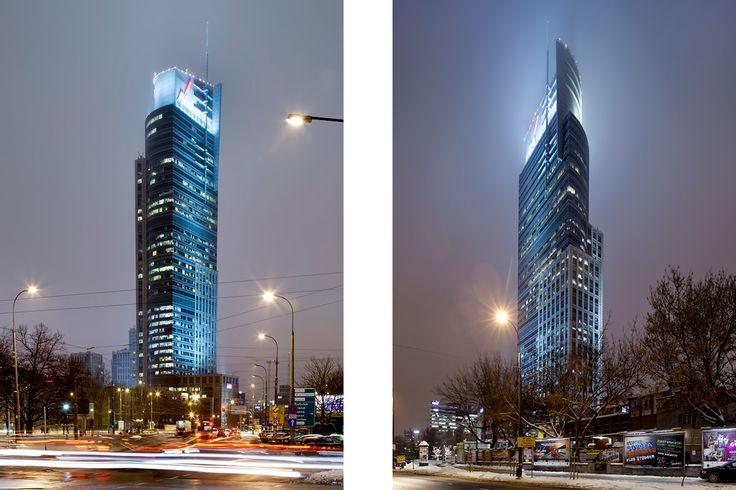 WARSAW TRADE TOWER - HRA Architekci