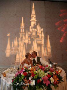 thème Disney – wedding planner 77- décoratrice 77 -décor mural chateau
