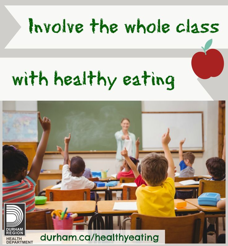 As kids head back to school, check out these great #healthy eating ideas to incorporate into the classroom this school year. There are a variety of options which include interactive classroom ideas, curriculum support, PPM 150 information and so much more.