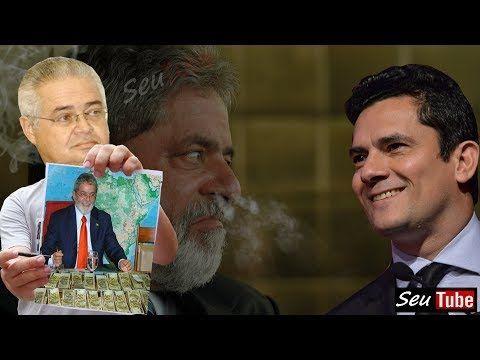 """Delator """"JOGA NO COLO"""" de Moro provas das Mentiras de LULA. Alvaro Dias faz APELO, Assista: - YouTube"""