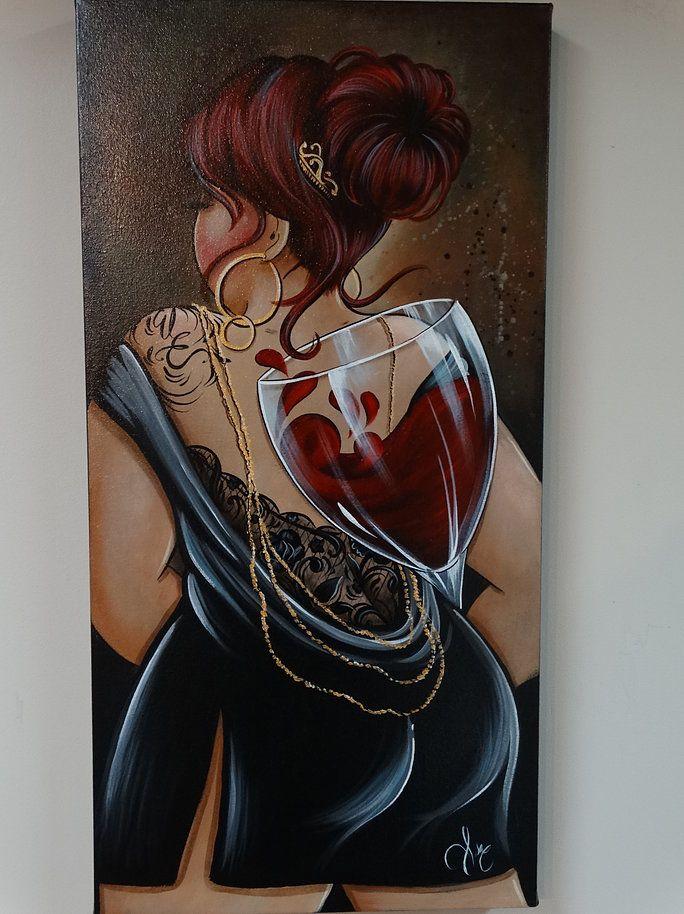 Isabelle Desrochers artiste peintre