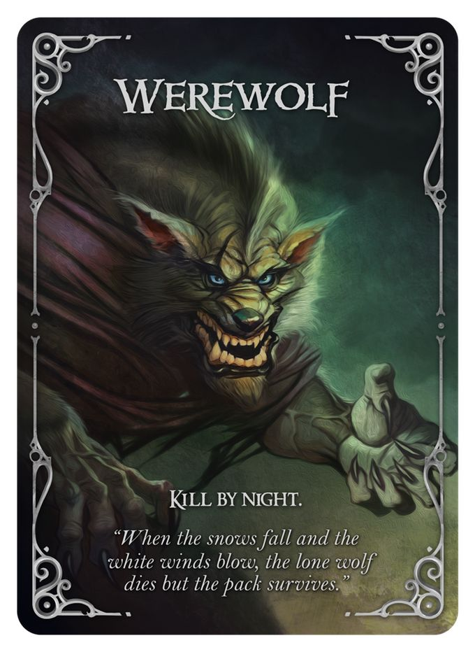 werewolf card game online