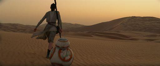 Star Wars: El despertar de la Fuerza : Foto Daisy Ridley