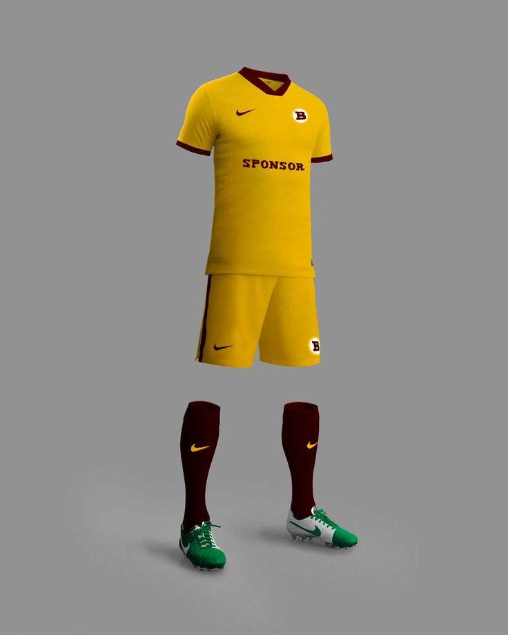 Download Download This Free Download Football Kit Mockup Designhooks
