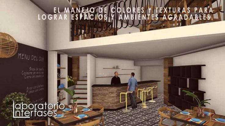 Un buen #diseño hace de un #restaurante pequeño y sencillo el mejor #espacio para disfrutar de una buena #comida.  Aquí puedes ver el video completo: Youtube https://youtu.be/m_rbYe2l54M Vimeo https://vimeo.com/156970170