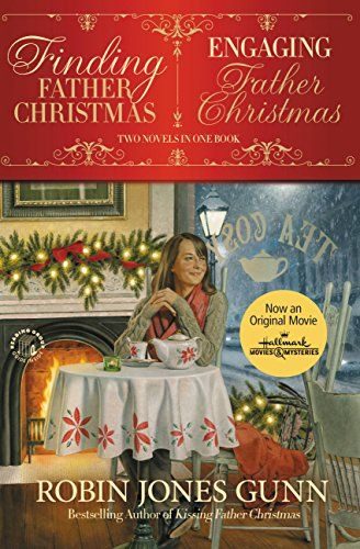 Finding Father Christmas & Engaging Father Christmas by Robin Jones Gunn // These 2 books are a Hallmark movie this year! It's a sweet story of a girl looking for her Father and finding so much more. Romantic, Christmasy and just filled with God-moments, in typical RJG fashion. LOVED. I loved it even more after reading How My Book Became a Movie by RJG, which tells so much behind the scenes!