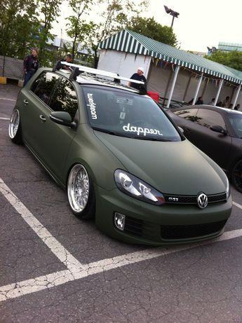 VW GTI - looking nice.