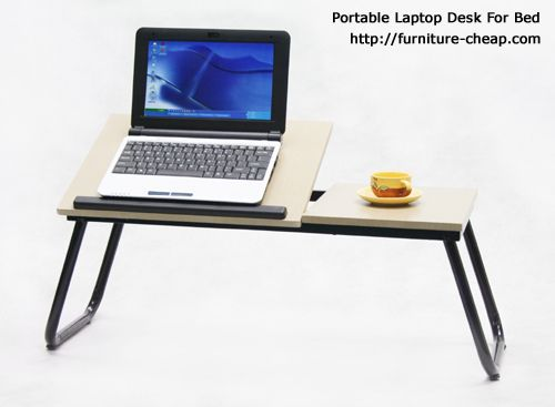 Laptop desk for bed - Fashion Design Portable Folding Table For Laptop - portable laptop desk for bed- Foldable Laptop Table