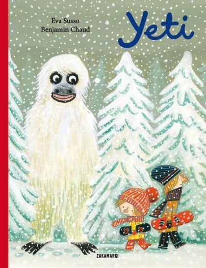 """""""Yeti"""" – historia niesamowitego spotkania podczas jazdy na snowboardzie."""