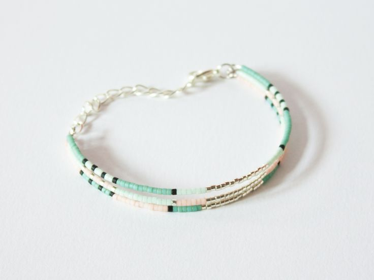 Très 76 best Bracelet 1 images on Pinterest | Diy bracelet, Jewelry and  ZJ63