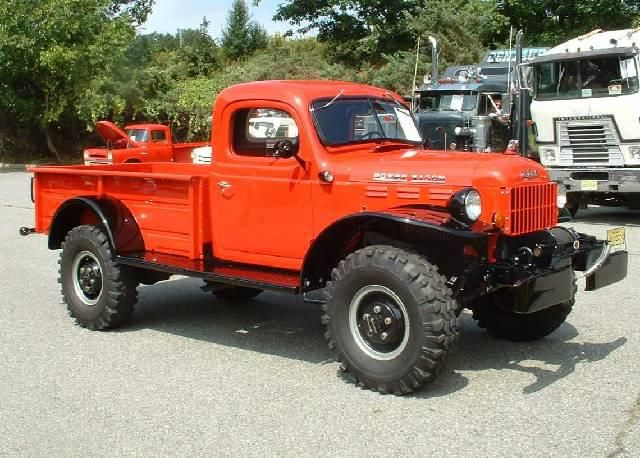 854 Best Power Wagon Images On Pinterest