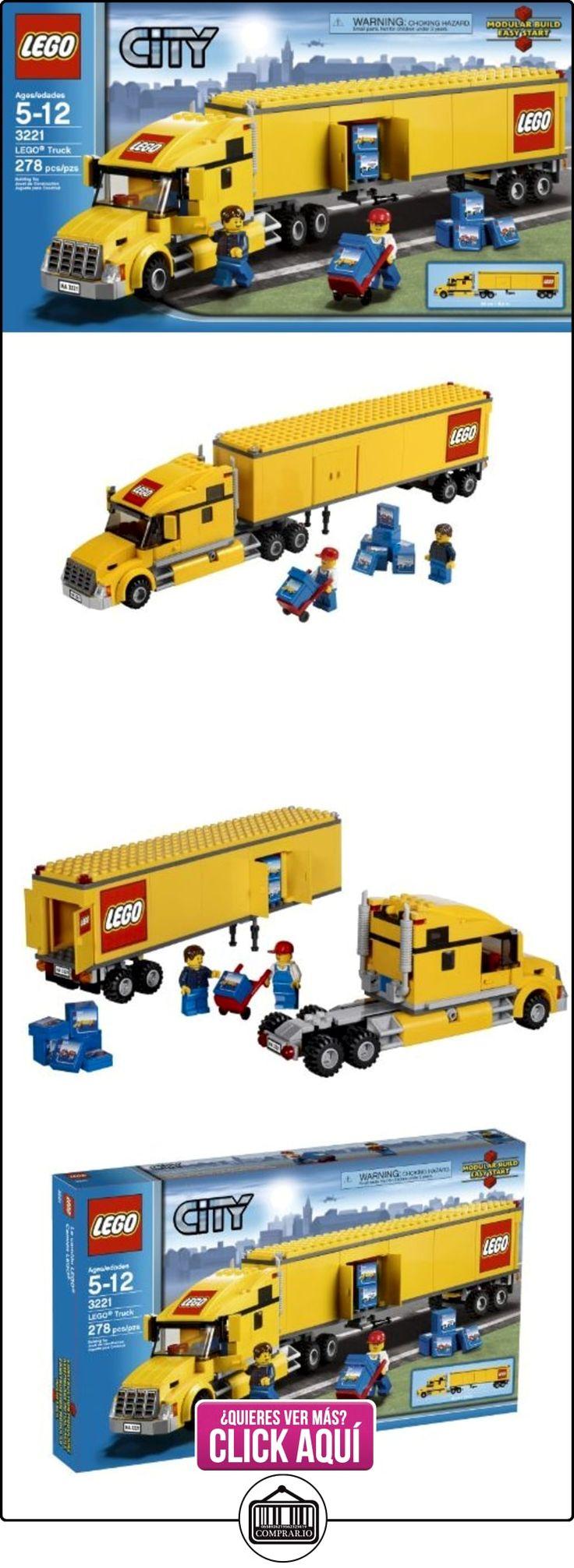 3221 parallel import goods LEGO City Truck (japan import)  ✿ Lego - el surtido más amplio ✿ ▬► Ver oferta: https://comprar.io/goto/B003F7YNGW