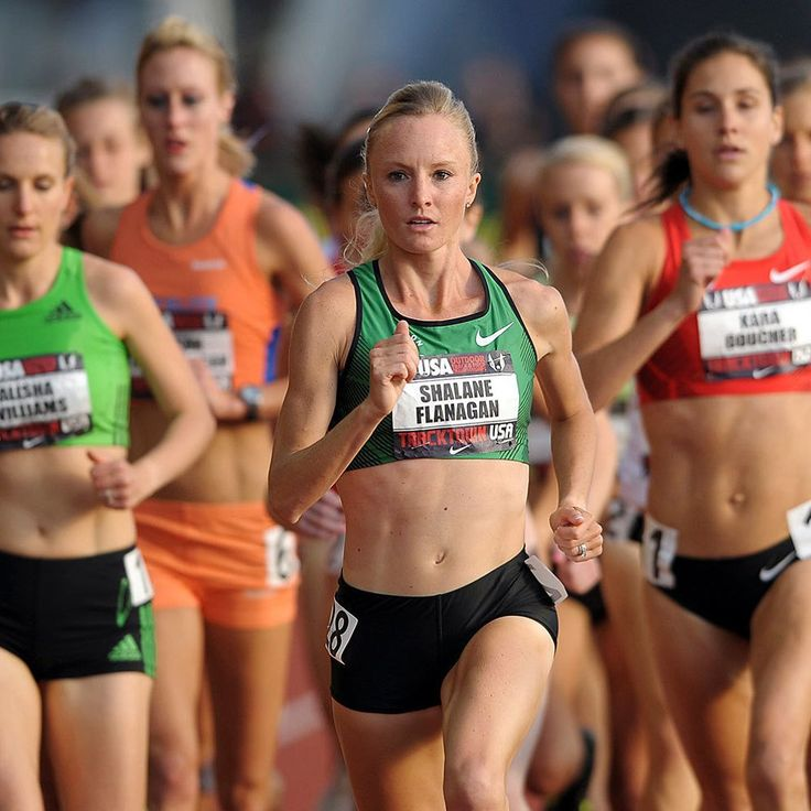 The three-time Olympian and American's shares her marathon secrets.