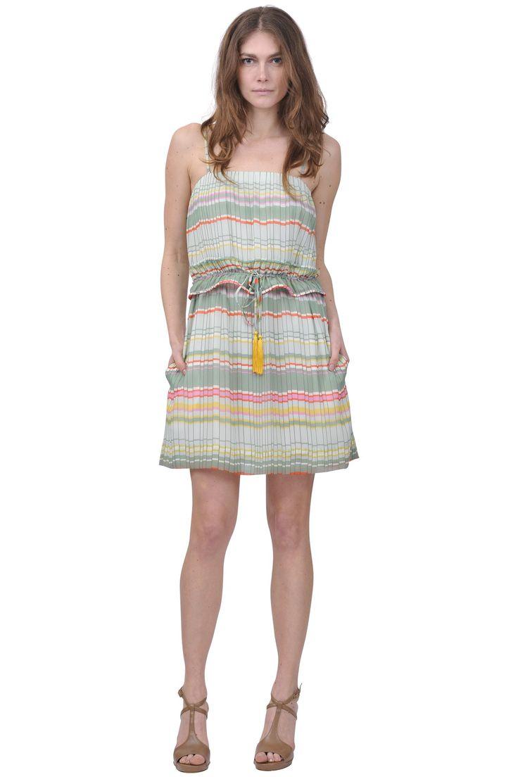 See by Chloe' -Tassel detailed dress