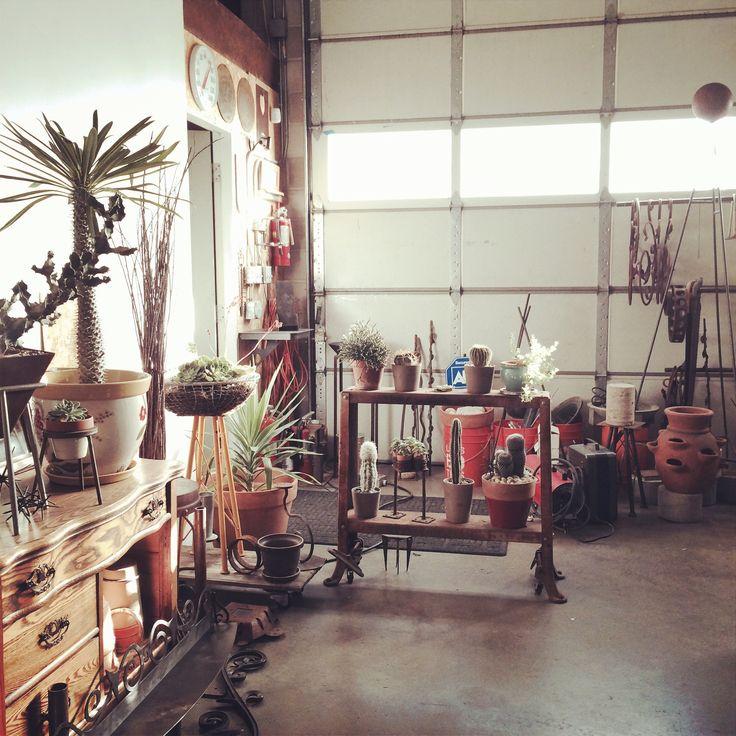 The Rust Garden Showroom @ Industrial Luxury