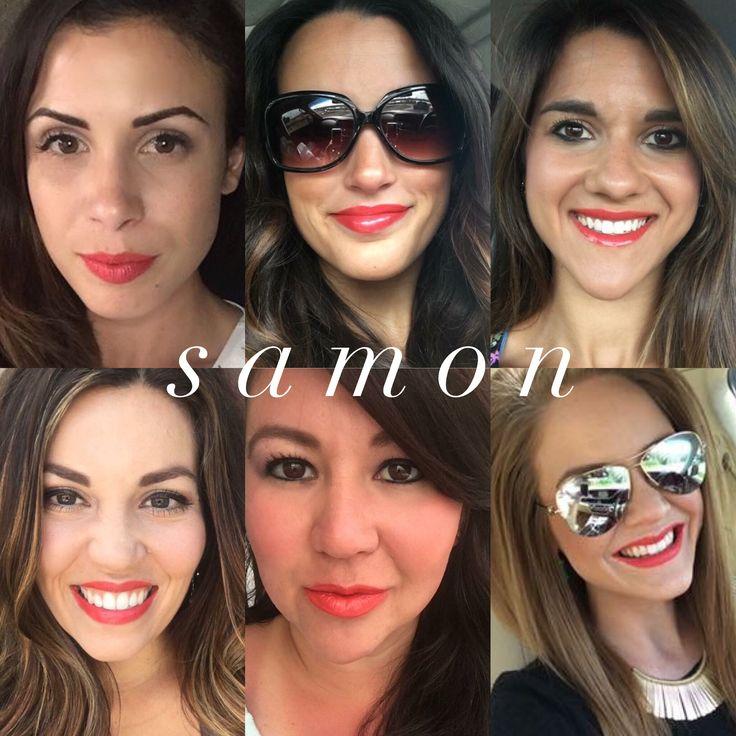 8 Best Samon Lipsense Images On Pinterest Kiss Proof