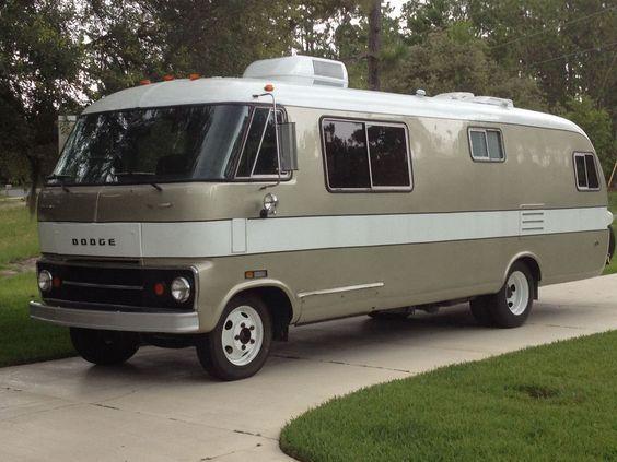 1973 Dodge Travco Motorhome