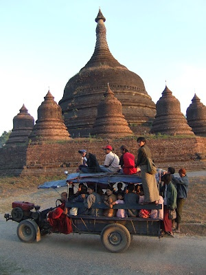 My Favorite Place: Mrauk U, Burma