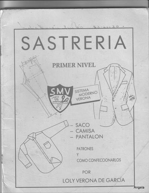 Sastrerìa primer nivel-Sistema Moderno Verona - Angela Galvani - Álbumes web de Picasa