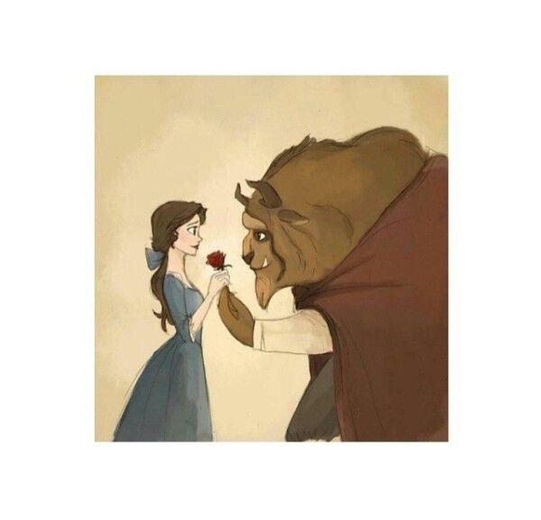 La bella e la bestia :-D