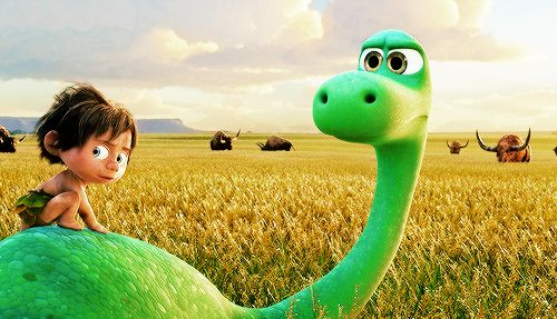 The Good Dinosaur - Arlo & Spot - Nataya's Favorite