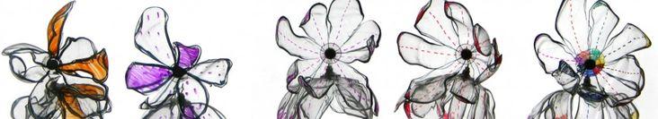 I fiori di plastica di Gülnur Özdağlar | Eco-Bijoux
