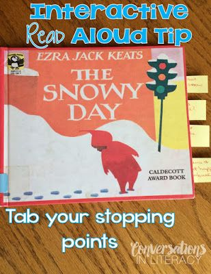 Interactive Read Aloud Tips | Conversations in Literacy | Bloglovin'