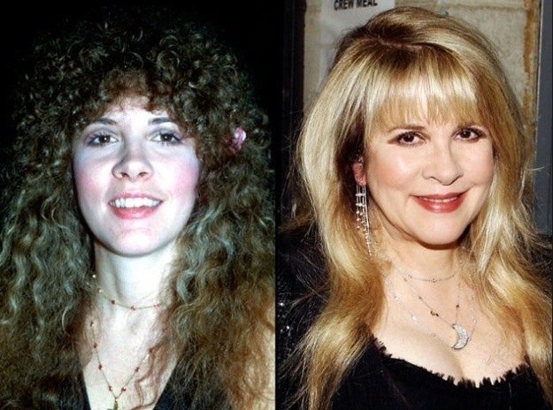 Stevie Nicks She still is so pretty and talented