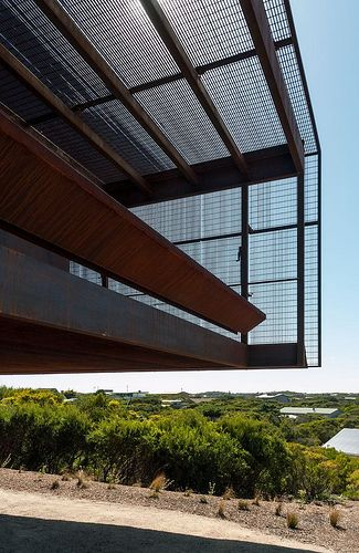 Sean Godsell architects. St Andrews beach house #6 | Flickr
