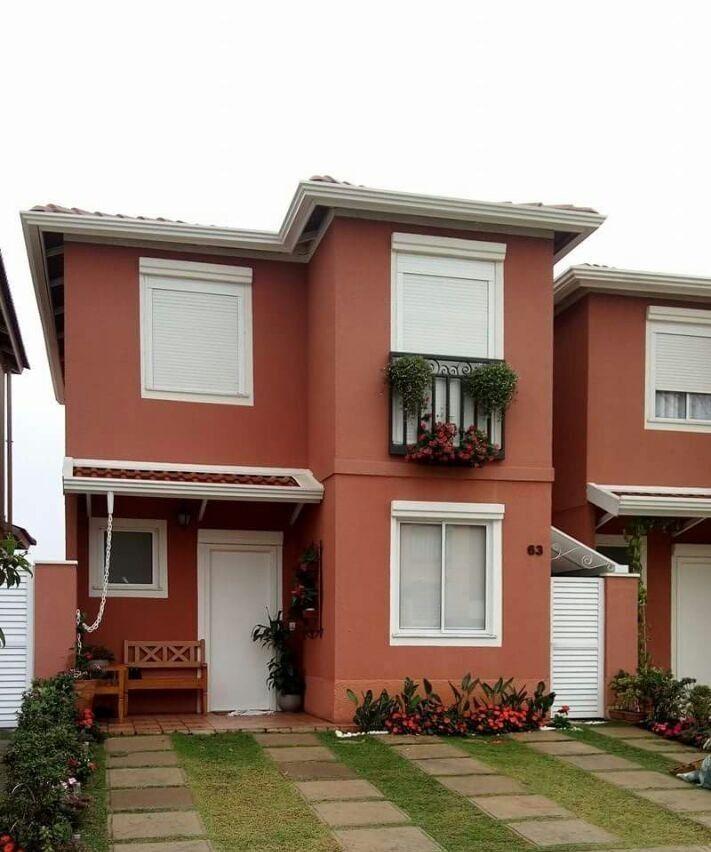 Pin De Agustiadwi En Colors Colores Para Casas Exteriores Casas Pintadas Exterior Casas Coloridas