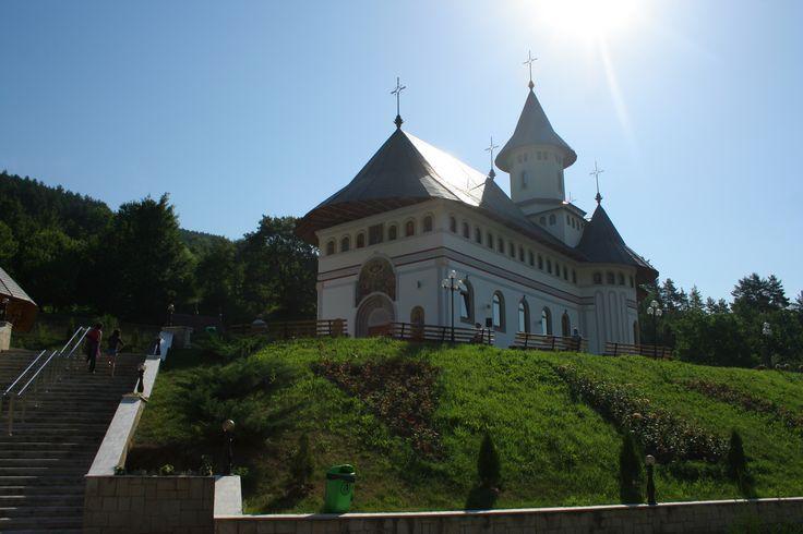Pangarati Monastery, Neamt #abctravelromania