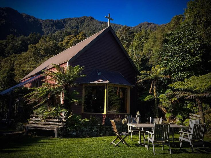 Hidden Valley Lodge, Lake Brunner Road #WestCoast. Book via Bookabach @tourismwestcoast