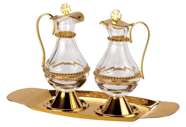 Objetos litúrgicos: Vinajeras