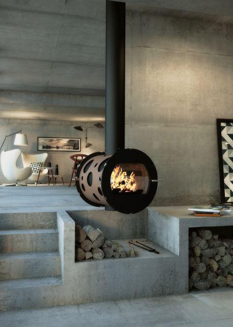 166 besten freih ngende jc bordelet designer kamine bilder. Black Bedroom Furniture Sets. Home Design Ideas