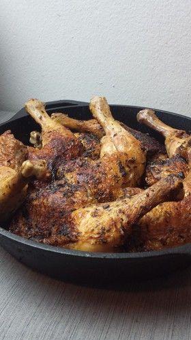 皮パリパリ!骨付き鶏ももプロヴァンス風 by FullSpeed 【クックパッド】 簡単おいしいみんなのレシピが281万品