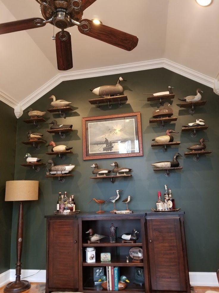 Unser Neues Bourbon Zimmer Bourbon Neues Unser Zimmer Hunting Decor Duck Hunting Decor Hunting Bedroom