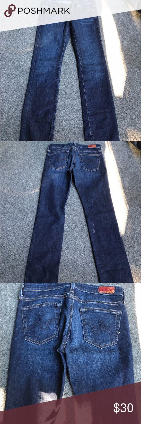 Size 26 Adriano Goldschmied Charotye Straight Leg 26 AG Adriano Goldschmied Jeans Straight Leg
