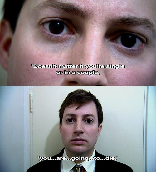 Peep Show- just to cheer you up