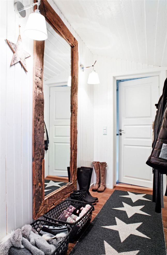 Entry Way Concept: Charlotte And Christian Moved Into This House At The  North Of Copenhagen They Have Transformed From Top To Bottom. Inside The  Decor Is As ...