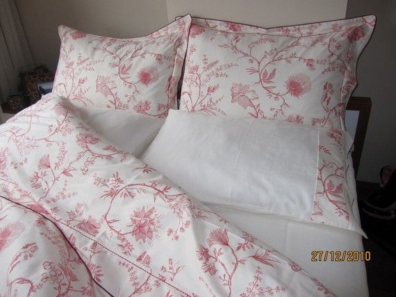 Duvet Cover Queen King Size French Country Home Bedding