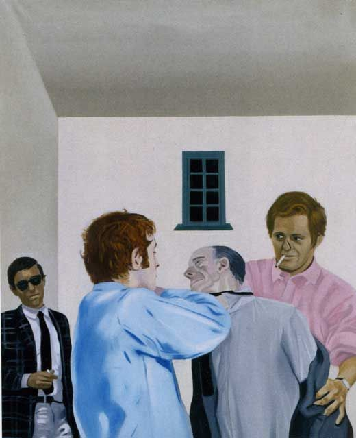 Archives Dada, Antonio Recalcati, Eduardo Arroyo, Gilles Aillaud,...