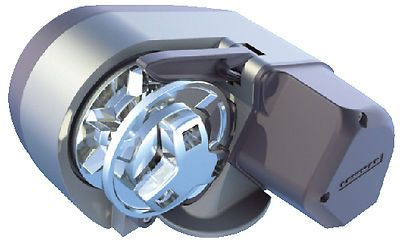 Pro Sport 550 Horizontal Windlass 500# Max Pull Lewmar 6656811197303